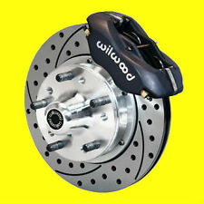 Wilwood 11 Dynalite Drilled Slotted Brake Kit Mustang Comet Cougar Falcon *