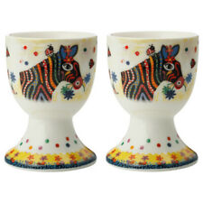 Maxwell & Williams Smile Style Egg Cup 2er-Set Stripes, Gift Box, porzella