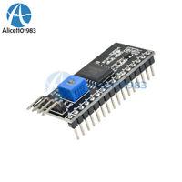 IIC/I2C/TWI/SPI Serial Board Module Port For Arduino 1602 LCD 2004 LCD Display