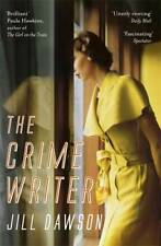 The Crime Writer, Dawson, Jill, New, Book