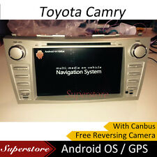Android 7.1 Car DVD player GPS 8 inch For TOYOTA CAMRY Altise Atera 2006-2011