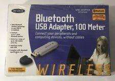 Belkin Bluetooth USB Adapter, 100 Meter Wireless