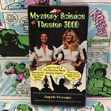 Mystery Science Theater 3000 -Angels Revenge- VHS Cassette Tape