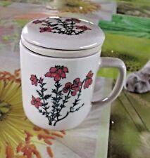 Ancienne Tasse Filtre pour le thé art de la table kitchen decoration