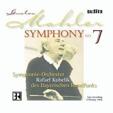 Gustav Mahler - Symphony No. 7 Rafael Kubelik (Live Recording 5 Feb. 1975) OVP