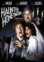 Haunted Honeymoon DVD 80s Movie COMEDY Rare - Gene Wilder