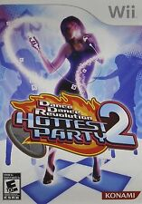 Dance Dance Revolution Hottest Party 2 - Software Only - Nintendo Wii Konami