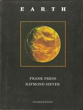 Earth: Fourth Edition (Frank Press, Raymond Siever)