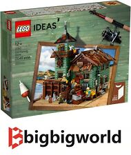 LEGO 21310 Ideas Old Fishing Store BRAND NEW SEALED BOX | Melbourne Stock