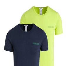 T Shirts BIKKEMBERGS C715CE2MB016 Herren Men Luxuriöses T