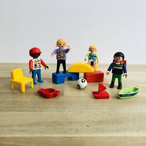 Playmobil Children Figures With Soft Play Toys Spares For Nursery