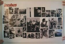 Incubus Poster  Two Sided Early
