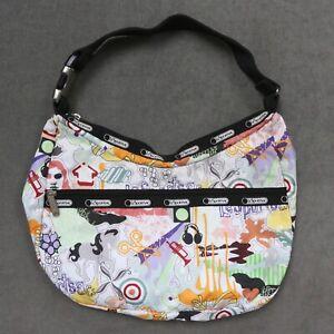 LeSportsac Shoulder Hobo Bag - Excellent Condition - Le Sportsac