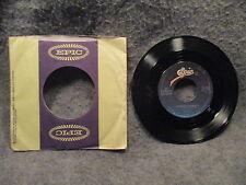 "45 RPM 7"" Record Heart Tell It Like It Is & Strange Euphoria 1980 Epic 19-50950"