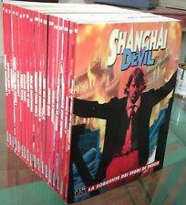 SHANGHAI DEVIL completa 1 2 3 4 5 6 7 8 9 10 11 12 13 14 15 16 17 18 CPL 1/18