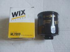 BRAND NEW WIX WL7203 OIL FILTER AUDI A2 SEAT IBIZA SKODA FABIA VW GOLF POLO LUPO