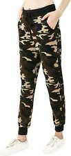 Side Pocket O-Ring Gold Zipper (Av Indero Jogger's Relaxed Fit Fleece Style with