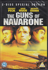 The Guns Of Navarone - Gregory Peck 2-Disc Special Edition New & Sealed R2 DVD
