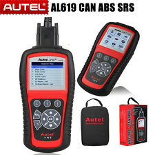 Orignal Autel AL619 Autolink CAN ABS SRS w/ Airbag Diagnostic Code Reader OBDII