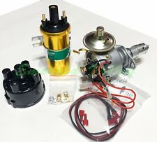 Classic Mini New 45D4 Electronic Ignition Distributor + Sports Coil 59-81 Austin
