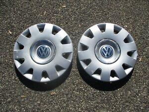 Factory 2001 to 2004 VW Volkswagen Passat hubcaps wheel covers beaters