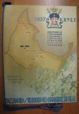 CALENDARIO STORICO DEI CARABINIERI REALI 1937 #L283