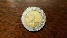 GEORGIA - 2 lari 2006 coin, bi-metallic