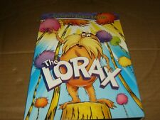 Dr. Seuss - The Lorax (DVD, 2012, Deluxe Edition) Used.