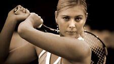 Maria Sharapova Poster Length 800 mm Height: 500 mm SKU: 8140
