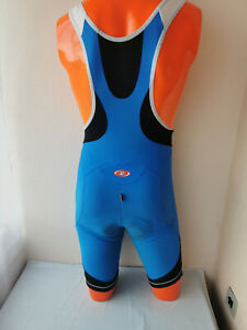 Bicycle line Mens Cycling Bibshorts Size L Padded