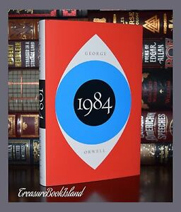 Nineteen Eighty Four by George Orwell 1984 Brand New Collectible Hardcover Ed.