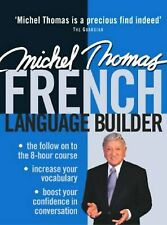 Michel Thomas French Language Builder + Advanced French Course