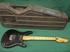 "Early Vintage Peavey Patriot Guitar - Made In USA - 24.75"" Scale - OHSC"