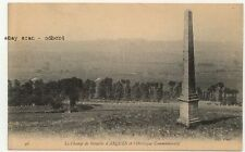 FRANCE Bataille d'Arques et l'Obelisque Commemoratif, Antique Postcard, c1910s