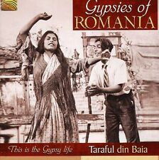 Gypsies Of Romania-This Is The Gypsy Life - Taraful Din Baia (2011, CD NIEUW)