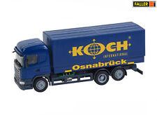 Faller 161595 Car-System LKW Scania R 13 HL Koch (HERPA) ++ NEU in OVP