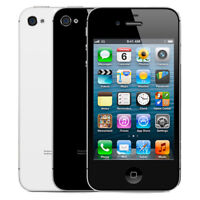 Apple iPhone 4 8GB 16GB 32GB Smartphone Unlocked AT&T Verizon T-Mobile