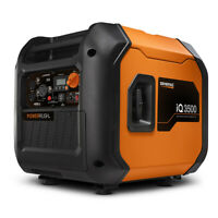 Generac 7127 - iQ3500 3500 Watt Inverter | Electric Start | ULTRA QUIET 50 ST...