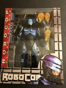 NECA FLAMETHROWER ROBOCOP (From Robocop Vs. Terminator NES)
