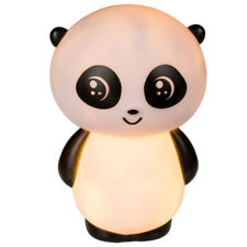 Panda Night Light with Warm White LED Mood Lamp ( Battery Operated )