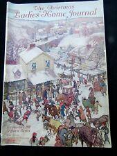 1911 December Ladies Home Journal Magazine - Christmas, Paper Dolls, Kellogg's