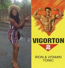 Vigorton 2 Iron Multi Vitamin Tonic Build Up Body 500 ml B2 B6 B12 Niacinamide