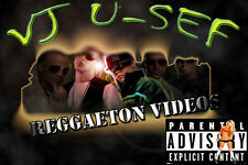 *** Reggaeton Latin Videos *** Vol. 1 - 8 *** Pop Regg.  Vol. 1 - 7 ***
