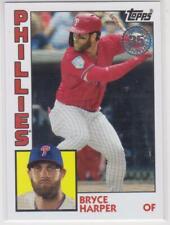 Topps 2019 Update 1984 #84-38 Bryce Harper Philadelphia Phillies 35 Anniversary
