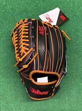 """Wilson A2K D33SS 11.75"""" Left Hand Pitchers Baseball Glove WBW1000641175"""