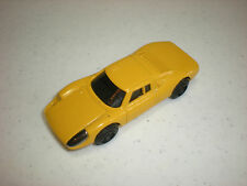 VINTAGE KADO No. 5 PORSCHE CARRERA GTS TYPE 904 YELLOW 1/43 SCALE JAPAN