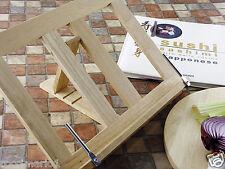 Brandani Leggio in legno e cromo poggialibro