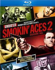 Smokin Aces 2: Assassins Ball (Blu-ray Disc, 2010, Rated/Unrated)
