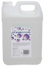 QTX UV BUBBLE FLUID LIQUID 1 x 5 LITRES 5L DELIVERED