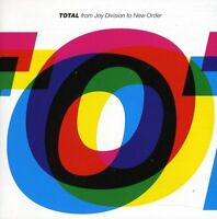 Joy Division - Total: From Joy Division To New Order [CD]